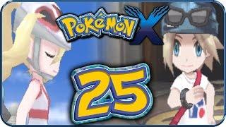 Let's Play Pokémon X Part 25: Yantara-Arena, der Rauforden & MEGA-ENTWICKLUNG