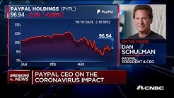 PayPal CEO Dan Schulman on supporting small businesses on its platform