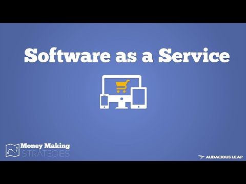 How SaaS Works (Money Making Strategies COURSE) 6/10