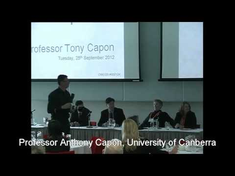 Plenary Session: Equality, Innovation and Resilience: Building Societies of the Future