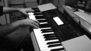 epica   feint piano cover