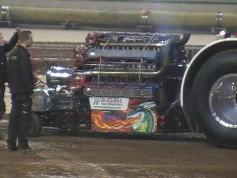 Gelredome 2009 143 liter stermotor