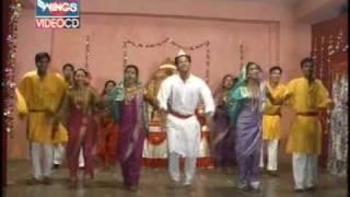 Marathi Folk Song - Kalu Bai Paval Tula - Chhagan Chougule