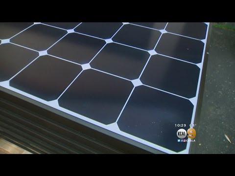 Walking On Sunshine: Is Solar Power The Way To Go?