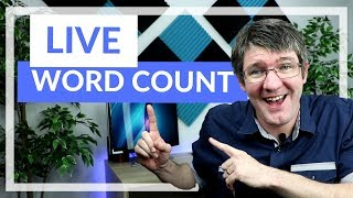 Live Word Count for Google Docs Update