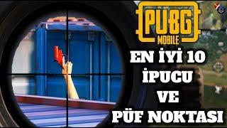 PUBG Mobile EN İYİ 10 İpucu ve Püf Noktası Profesyonel Olmak İstiyorsan