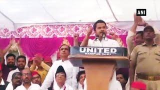 LS elections: After Azam Khan's 'khaki' jibe, son calls Jaya Prada 'Anarkali'