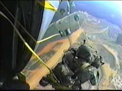 82nd airborne jump