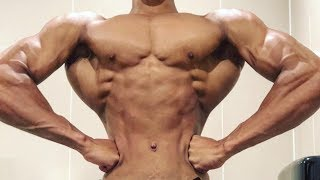 Top 10 Unreal V Taper Physiques (Small Waists and Wide Shoulders) (PART 2)