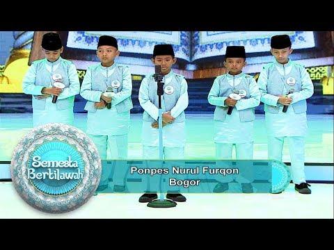 Suara Emas Ponpes Nurul Furqon, Al Lail 1-11 - Semesta Bertilawah (5/6)
