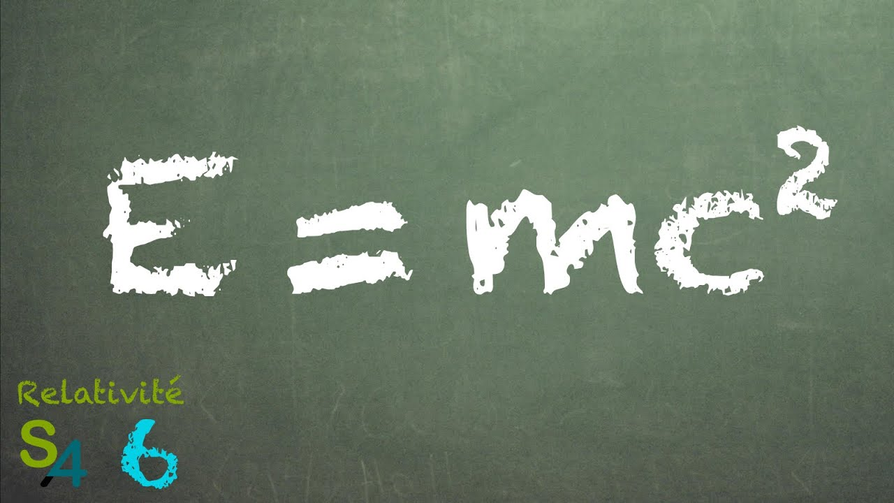 que veut dire e mc2