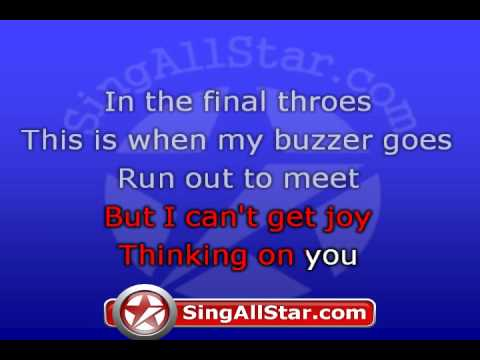 """You Know I'm No Good"" in the style of Amy Winehouse presented by All Star Karaoke"