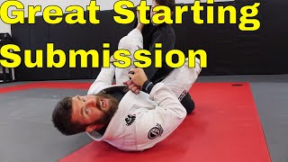 Best 1st Submission for a Lanky BJJ White Belt thumbnail