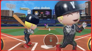 🔴LIVE🔴 Baseball 9 Contact Swinging Only ‼️ | Another Perfect Game !!