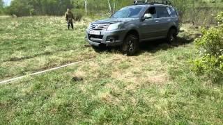 Красноярский Ховер клуб HOVER24 23.05.2015г.