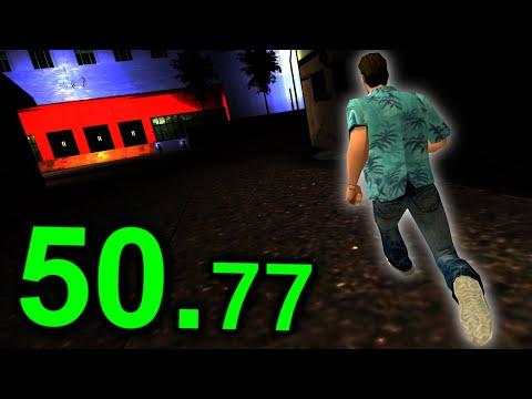 GTA VC Speedrun World Record