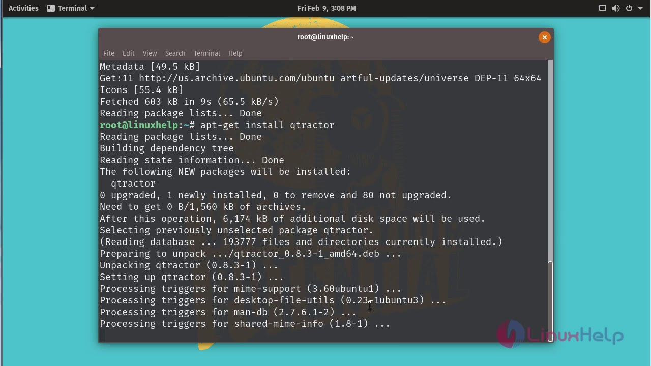 How to Install Qtractor on POP OS | LinuxHelp Tutorials