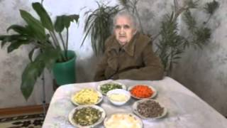Салат с языком Нирвана