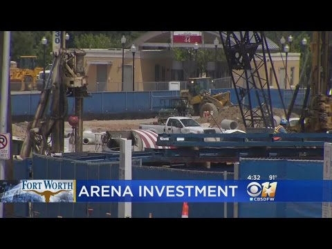 Fort Worth Offers Arena Bonds To Residents