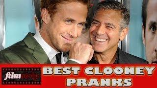 Best George Clooney Pranks: FilmStrip