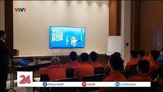VAR lần đầu tiên được sử dụng tại tứ kết ASIAN CUP   VTV24