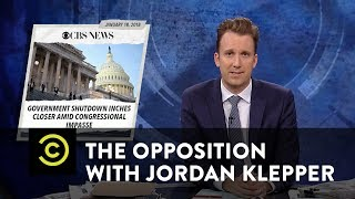 America's Metaphorical Wall Is a Success - The Opposition w/ Jordan Klepper thumbnail