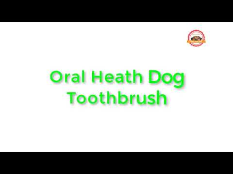 Dog Toothbrush - Encourages Pets to Clean Their Teeth Every Day