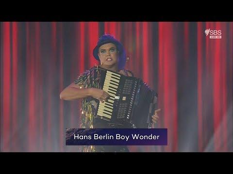 Hans Berlin Boy Wonder - Australia Decides 2019