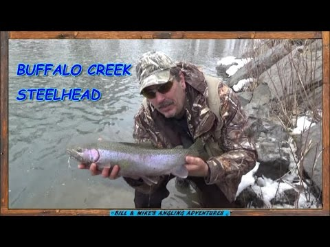 Ghetto STEELHEAD Fishing