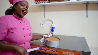 How to bake a Vanİlla Cake (Very easy recipe)