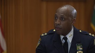NYPD Chief of Patrol Rodney Harrison on engaging with the community