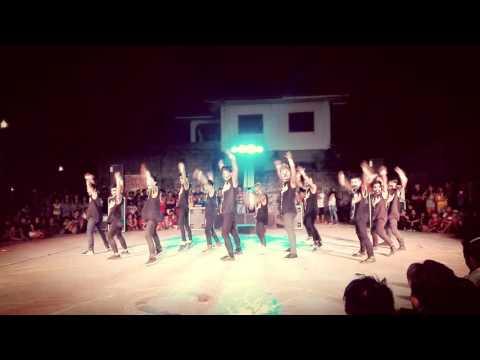 TANZA CAVITE: brgy capipisa dance contest - STEP BUCK CREW