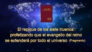 Repique de siete truenos: profetizando que el evangelio del reino se extenderá por todo el universo