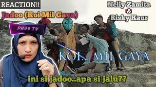 Parodi jadoo (koi mil gaya) | nelly ...