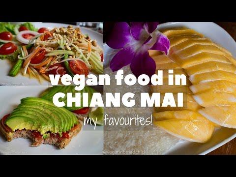 VEGAN RESTAURANT REVIEW   CHIANG MAI   minimalist vegan travel