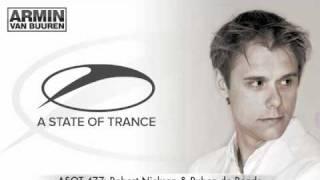 ASOT 477: Robert Nickson & Ruben de Ronde - Superlative (Jo Micali Remix)