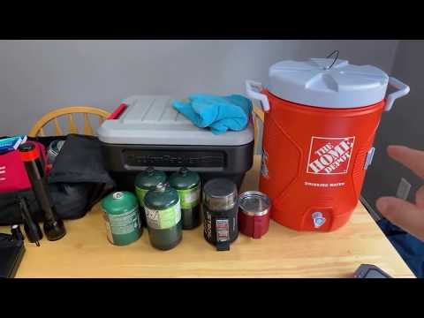 Preparing For Dorian - Halifax Nova Scotia