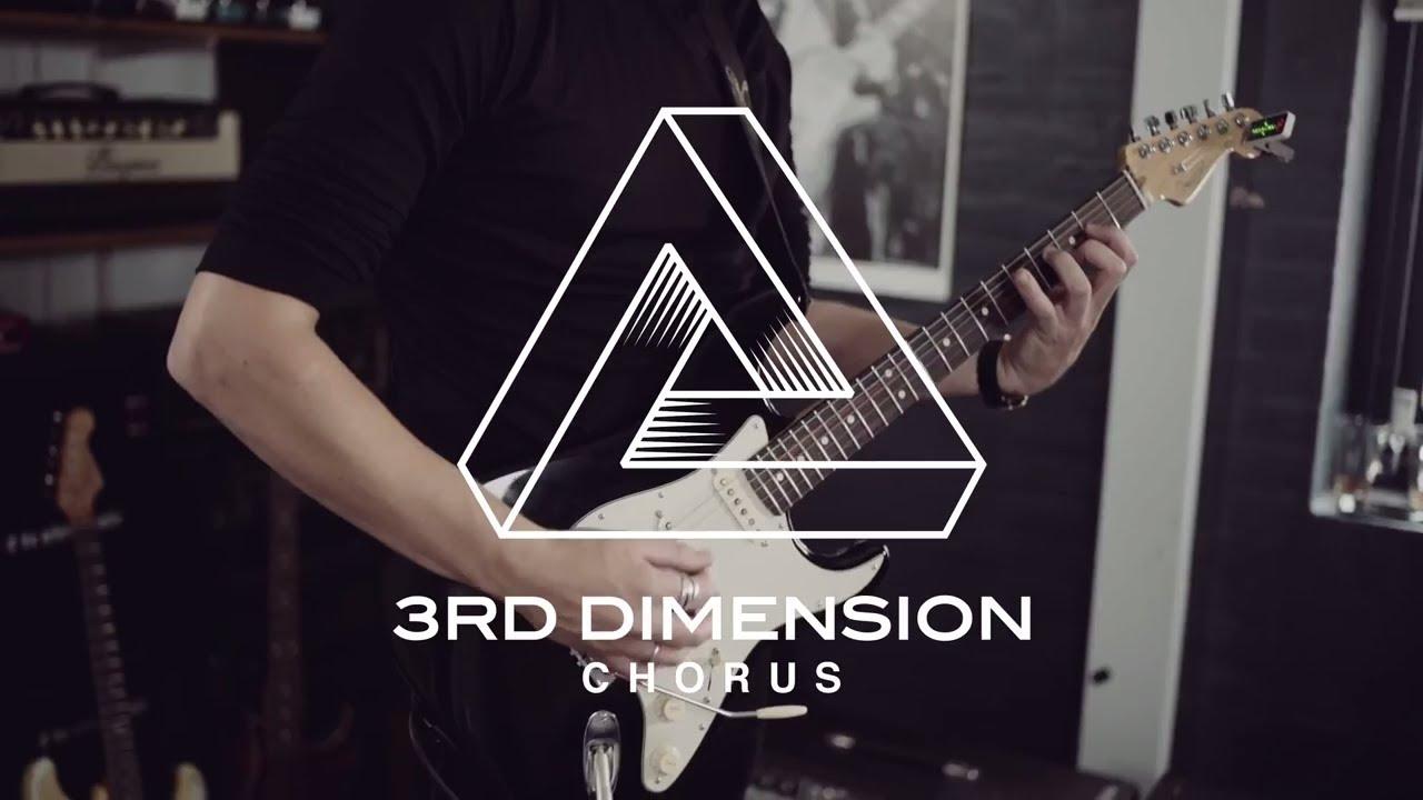A third dimension