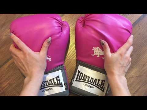 ASMR Tingly Boxing Gloves (Request), no talking