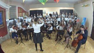Koncert z okazji Święta Niepodległości - Jeżowe 2016 / podkarpackie /
