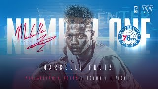 "Markelle fultz philadelphia 76ers hype mix ""litty"""