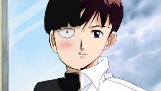 Don't Get In The Robot Mob! (Evangelion, Mob Psycho 100, & learning to run away)