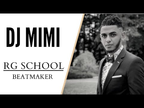 RG School - Dj Mimi (Beatmaker pour Tatane, IVI I K L, Barth, etc) - Composition en Live