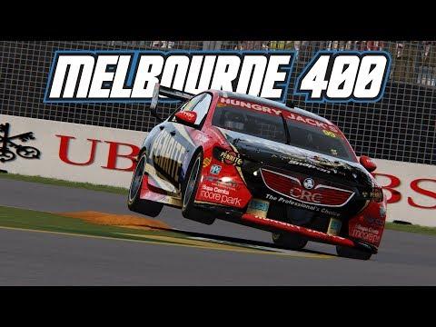 Assetto Corsa: Melbourne 400 (V8 Supercar @ Albert Park)