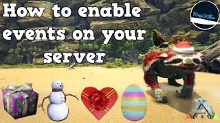 How to change maps on your ark nitrado server videos