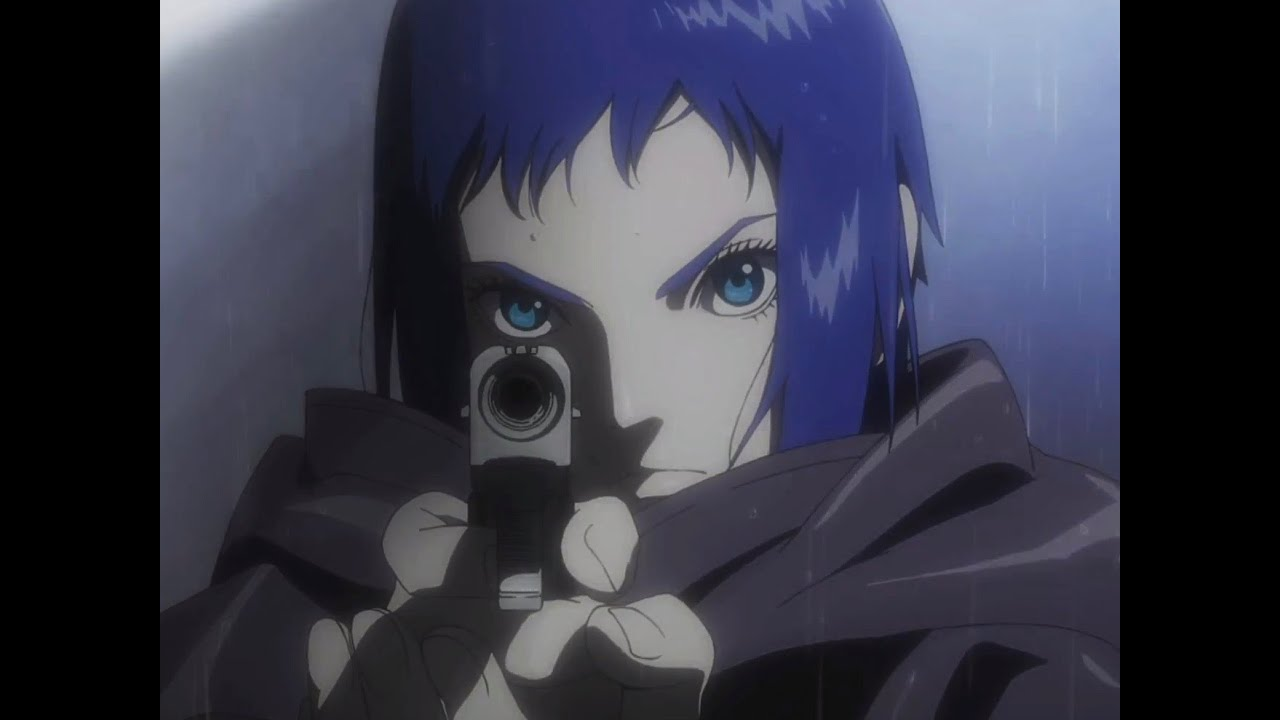 Ghost In The Shell Arise You Don T Know Me Amv Youtube