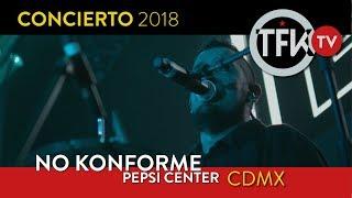 No Konforme En Concierto Pepsi Ska Fest CDMX 2018