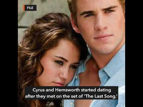 Miley Cyrus and Liam Hemsworth are married Mp3