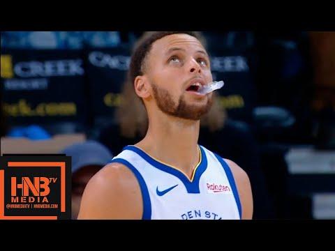 Golden State Warriors vs Minnesota Timberwolves 1st Half Highlights | 29.09.2018, NBA Preseason