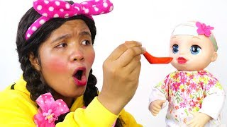 Sick Song 3 - Children Songs & Nursery Rhymes